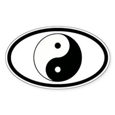 YinYang Decal