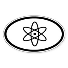 Atom Decal