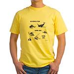 Air Medical Team Yellow T-Shirt