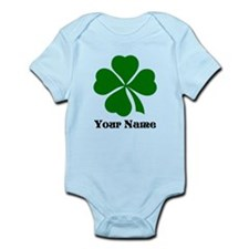 Personalized St Patrick's Day Infant Bodysuit
