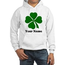 Personalized St Patrick's Day Hoodie