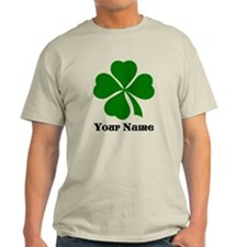 Personalized St Patrick's Day T-Shirt