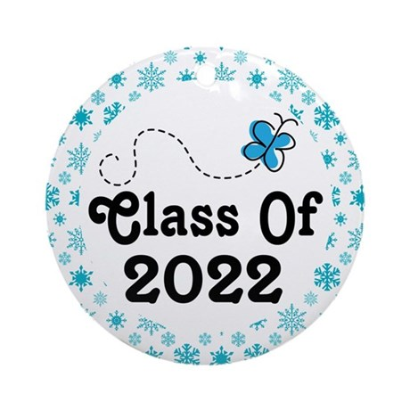 Class of 2022 Christmas Ornament