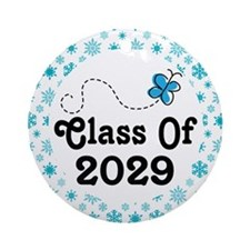 Class of 2029 Christmas Ornament