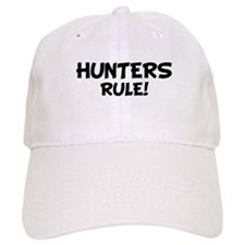 HUNTERS Rule! Baseball Cap