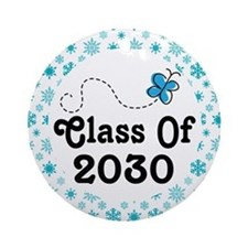 Class of 2030 Christmas Ornament