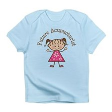 Future Acupuncturist Girl Infant T-Shirt