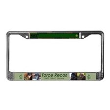 Unique Recon License Plate Frame