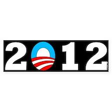 2012 b Bumper Sticker