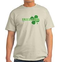 Ireland Lucky Clover Light T-Shirt