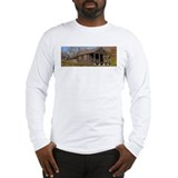 Hadley Mountain Cabin Long Sleeve T-Shirt