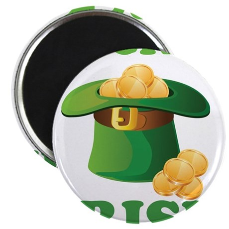 Luck o' Irish Magnet
