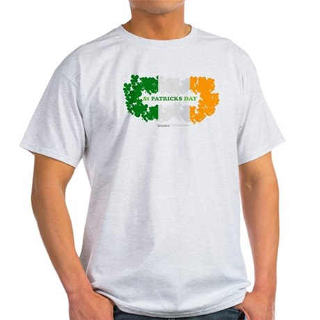 St Patrick's Day Reef Flag Light T-Shirt