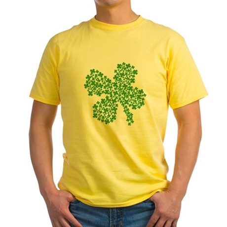 Clover Clovers Yellow T-Shirt