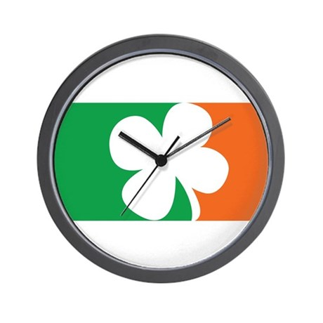 Pro Irish Wall Clock