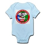 Southern Air Transport Angola Infant Bodysuit