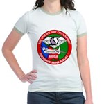 Southern Air Transport Angola Jr. Ringer T-Shirt