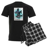 Black Phantom Tetras pajamas