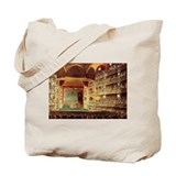 Drury Lane Theatre 1809 Tote Bag