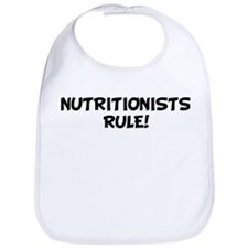 NUTRITIONISTS Rule! Bib