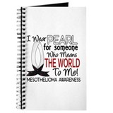Means World To Me 1 Mesothelioma Shirts Journal