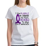 Means World To Me 1 Lupus Shirts Tee