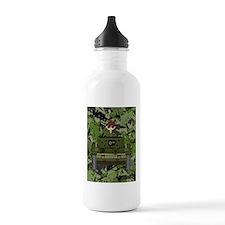 Saluting Soldier in Tank Water Bottle 1.0L
