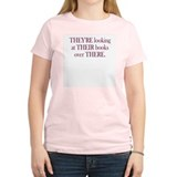 They're Their There - Women's T-Shirt