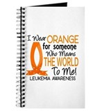 Means World To Me 1 Leukemia Shirts Journal