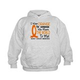 Means World To Me 1 Kidney Cancer Shirts Hoodie