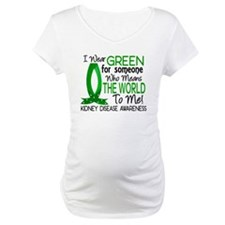 Means World To Me 1 Kidney Disease Shirts Maternit