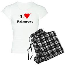 I Heart Love Primrose Pajamas