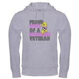 Wounded Veteran Wife Jumper Hoody