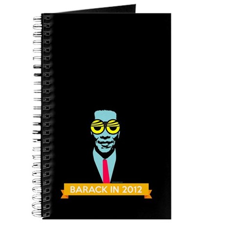 Pop Art Obama Journal