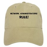 NETWORK ADMINISTRATORS Rule! Baseball Cap