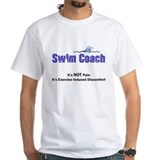 Cute Funny swimming coach Shirt