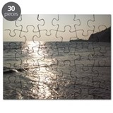 Beach sunset 0501 - Puzzle
