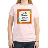 Librarian Seuss Lorax T-Shirt