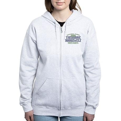 Theodore Roosevelt Park ND Women's Zip Hoodie