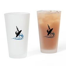 Drinking Glass- Shadow Surfer