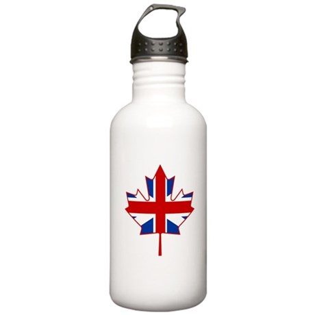 UK Maple Stainless Water Bottle 1.0L