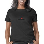Katniss - Girl On Fire Women's V-Neck Dark T-Shirt