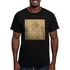 Neutral Woven Raffia Design T