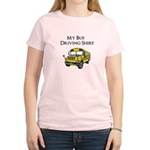 My Bus Driving Shirt Women's Light T-Shirt