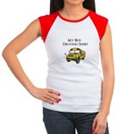 My Bus Driving Shirt Women's Cap Sleeve T-Shirt