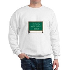 World's Coolest Teacher Sweater