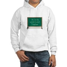 World's Coolest Teacher Hoodie Sweatshirt