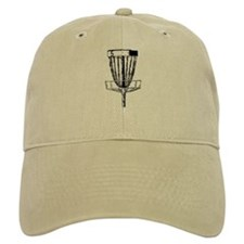 Unique Disc discgolf Baseball Cap
