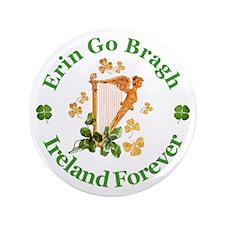 "Erin Go Bragh 3.5"" Button"