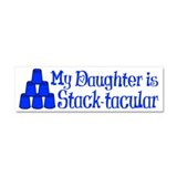 My Daughter Car Magnet 10 x 3